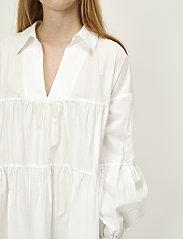 Just Female - Brandy maxi dress - summer dresses - white - 5