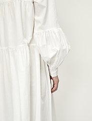 Just Female - Brandy maxi dress - summer dresses - white - 6