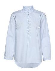 Aurora blouse - XENON BLUE