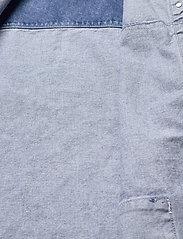 Just Female - Norma denim jacket - denimjakker - blue denim - 7