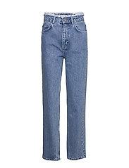 Norma denim jeans - BLUE DENIM