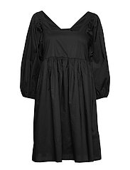 Merle dress - BLACK