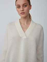 Just Female - Chica knit - tröjor - papyrus - 0