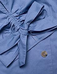 Just Female - Majken blouse - långärmade blusar - riverside - 3