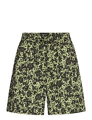 Alicia shorts - TROPICAL SAP GREEN
