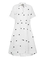 Freja dress - OFF WHITE