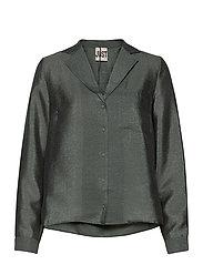 Mae shirt - BALSAM GREEN