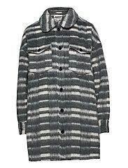 Gail jacket - BALSAM CHECK