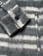 Just Female - Gail jacket - wool jackets - balsam check - 6