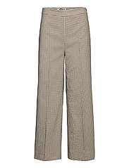Kelly trousers - KELLY CHECK