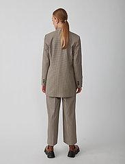 Just Female - Kelly trousers - vida byxor - kelly check - 3