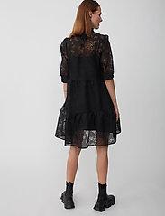 Just Female - Kiki dress - short dresses - black - 5
