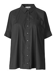 Noria shirt - BLACK