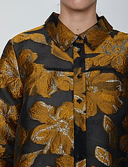 Just Female - Maison shirt - långärmade skjortor - maison flora - 3