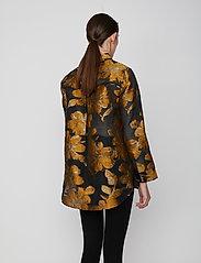 Just Female - Maison shirt - långärmade skjortor - maison flora - 4