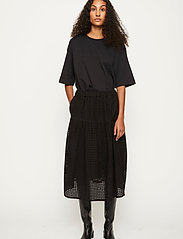 Just Female - Lyon skirt - midi skirts - black - 0