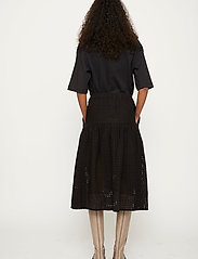 Just Female - Lyon skirt - midi skirts - black - 3