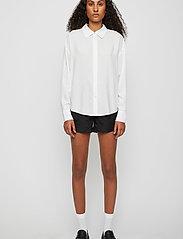 Just Female - Texas shirt - long-sleeved shirts - white - 0