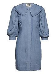Texas dress - LIGHT BLUE
