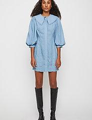 Just Female - Texas dress - everyday dresses - light blue - 0