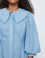 Just Female - Texas dress - everyday dresses - light blue - 3
