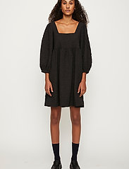 Just Female - Toda dress - vardagsklänningar - black - 0