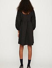 Just Female - Toda dress - vardagsklänningar - black - 3