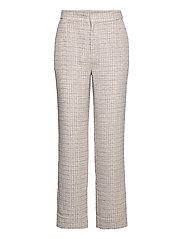 Metz trousers - ICE GREY STONE MIX