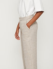 Just Female - Metz trousers - straight leg trousers - ice grey stone mix - 3