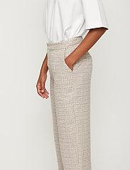 Just Female - Metz trousers - raka byxor - ice grey stone mix - 3