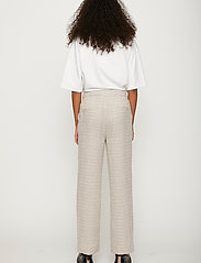 Just Female - Metz trousers - straight leg trousers - ice grey stone mix - 4