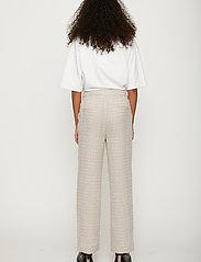 Just Female - Metz trousers - raka byxor - ice grey stone mix - 4