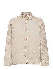 Hisar jacket - PUMICE STONE
