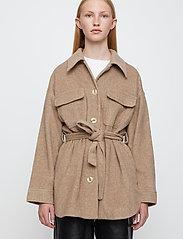 Just Female - Davao jacket - ulljackor - fungi - 0