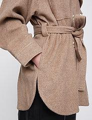 Just Female - Davao jacket - ulljackor - fungi - 4