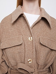 Just Female - Davao jacket - ulljackor - fungi - 5