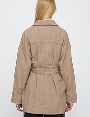 Just Female - Davao jacket - ulljackor - fungi - 6