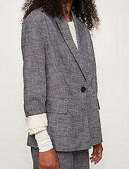 Just Female - Orlando blazer - casual blazers - denim blue - 3