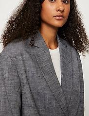 Just Female - Orlando blazer - casual blazers - denim blue - 4