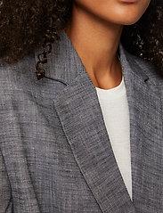 Just Female - Orlando blazer - casual blazers - denim blue - 5