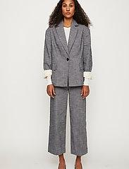 Just Female - Orlando trousers - straight leg trousers - denim blue - 0