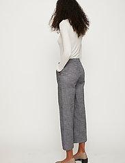 Just Female - Orlando trousers - straight leg trousers - denim blue - 4