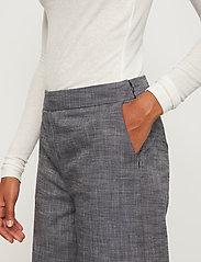 Just Female - Orlando trousers - straight leg trousers - denim blue - 5