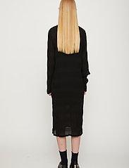 Just Female - Kifi dress - midi dresses - black - 4