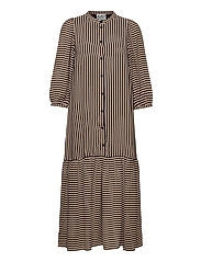 Colorado maxi dress - COBBLESTONE STRIPE