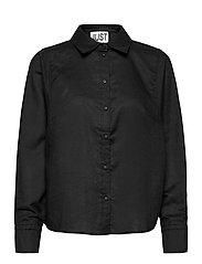 Collin shirt - BLACK