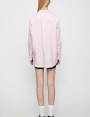 Just Female - Dallas shirt - long-sleeved shirts - pink mist - 7