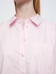 Just Female - Dallas shirt - long-sleeved shirts - pink mist - 8