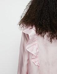 Just Female - Cholet shirt - long-sleeved shirts - pink mist - 5
