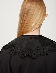 Just Female - Waterloo collar - collars - black - 3